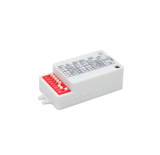 DALI Driver Microwave Movement Sensor 12V DC With Intelligent Lighting Control